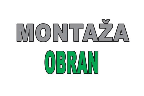 Montaža Obran